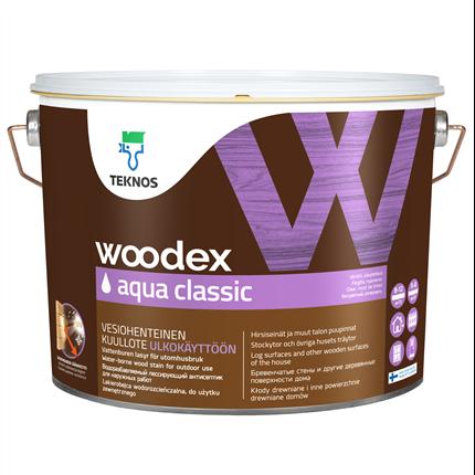 Teknos Woodex Aqua Classic lasyr