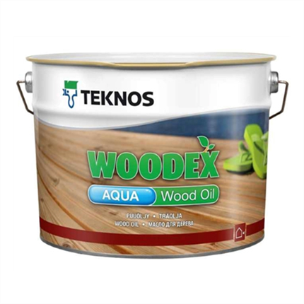 Teknos Woodex Aqua Wood Oil träolja