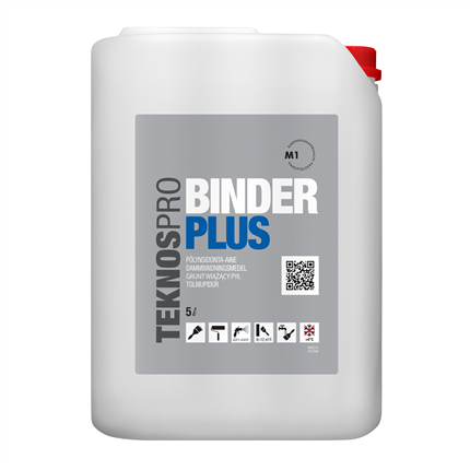 TeknosPro Binder Plus dammbindningsmedel