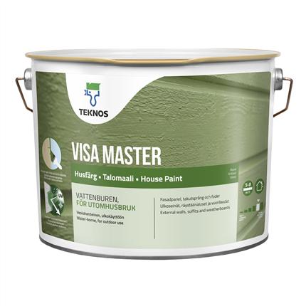 Teknos VISA Master täcklasyr