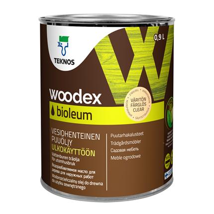 Teknos Woodex Bioleum träolja