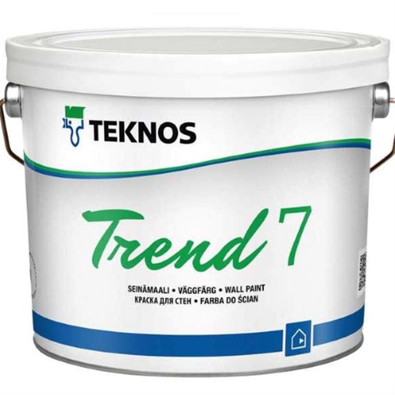 Teknos Trend 7 väggfärg