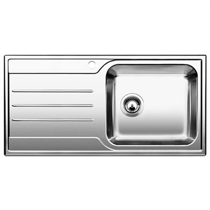 Blanco diskbänkar, rostfritt stål