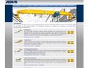 ABUS traverser på webbplats