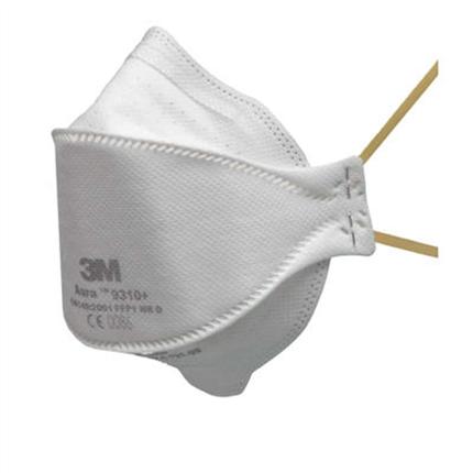 3M filtrerande andningsskydd och engångsmasker