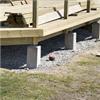 Plintar av betong