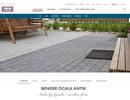 Ocala marksten på webbplats
