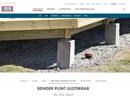 Plintar Justerbara på webbplats