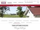 Doldis takluftare på webbplats