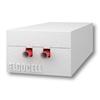 Elgocell 2-rörskulvert för värme, liggande