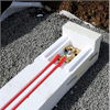 Elgotherm® - Värmekulvert för värme, 2 rör