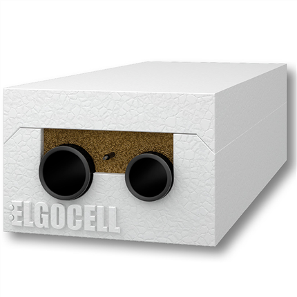 EPS PIPE™ - Frostskydd för VA, låda med värmekabel och sand