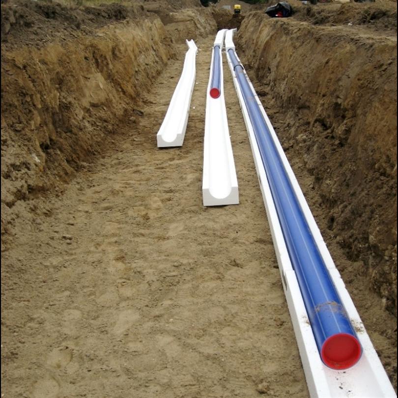 EPS PIPE™ - Universalisolering för geoenergi