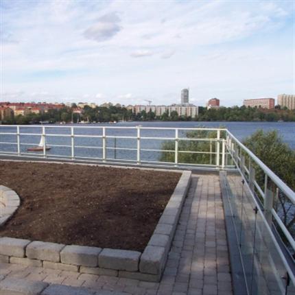 RK Teknik terrassräcken