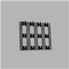 Essem Point keyholder, stål, svart