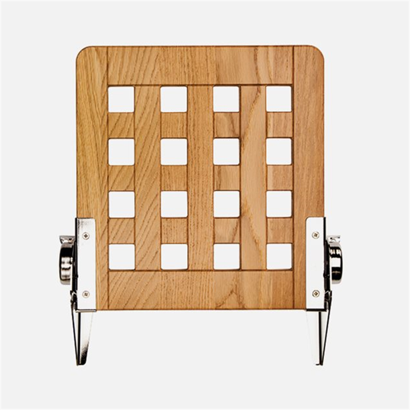 Essem Design Jaxon väggstol/fällsits galler/ek