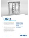 Heras rotationsgrind HHDT3