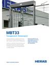Heras rotationsgrind MPT33
