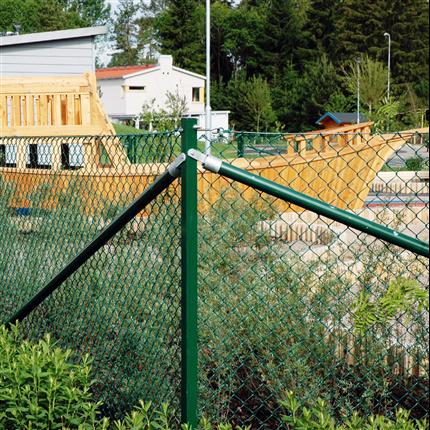 Heras  villa- och förskolestängsel