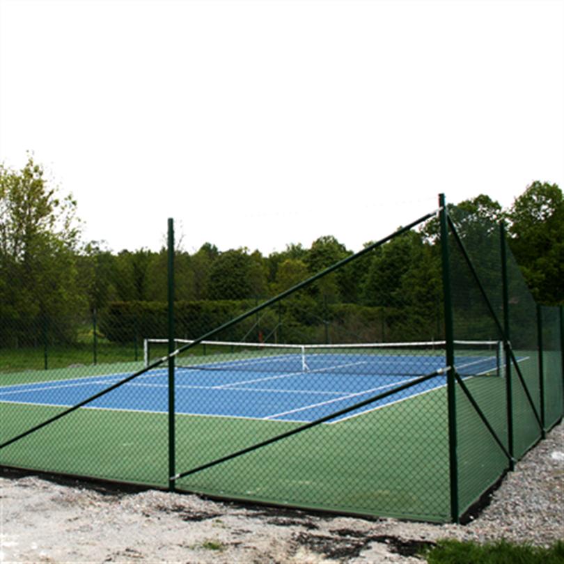Heras stängsel för idrottsanläggningar
