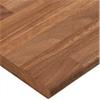 DLH Massiva bänkskivor, mahogny, postformad, obehandlad