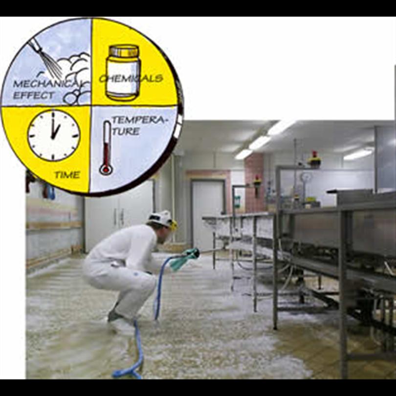 Lagafors rengöringssystem för storkök