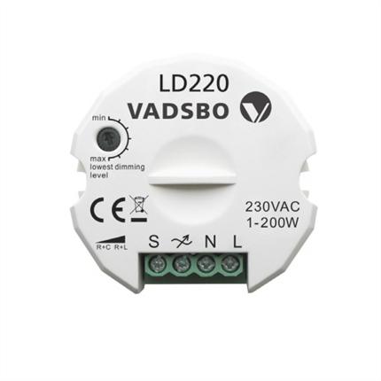 LD220 tryckdimmer