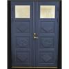 Simrishamnsdörr - parytterdörr med ornament