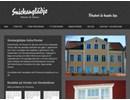 Kulturfönster på webbplats