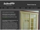Allmogefönsterdörrar på webbplats