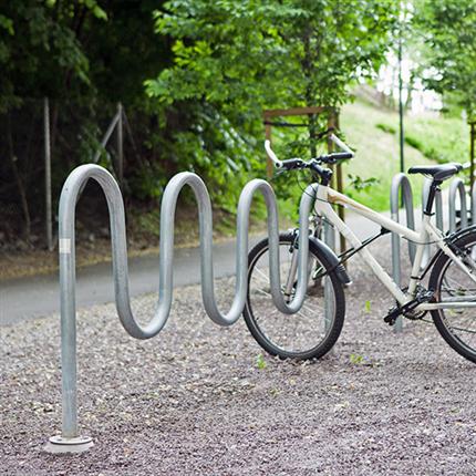 Sinus cykelställ