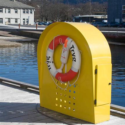 Havn serviceskåp