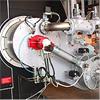 Turboflame gas- och oljeeldningsutrustning m m