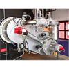Turboflame gasbrännare
