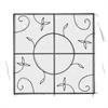 Markplatta Kaprifol