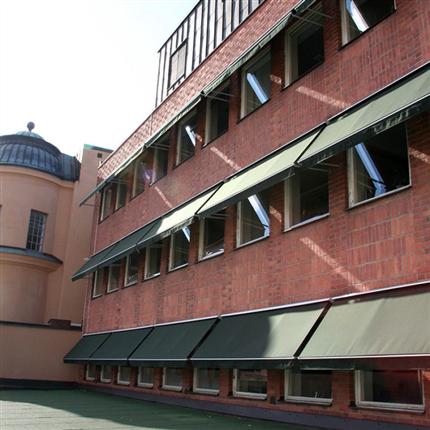 StyRa Fönstermarkis F320, F420, F450, F520