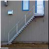 Stegerud Steel raka trappor av stål