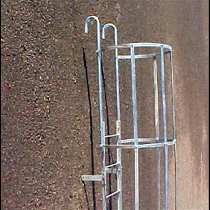 Stegerud Steel fasadstegar