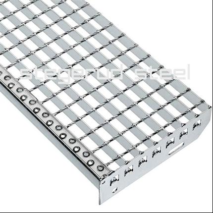 Stegerud Steel trappsteg TP, TPS, TBN