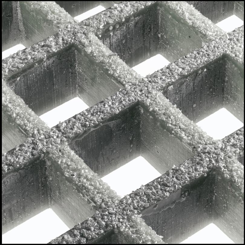 Stegerud Steel Gallerduk Detalj närbild