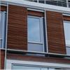 HAWA-Frontslide 60 Matic fönsterluckor
