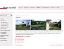 Warema Solsegel på webbplats