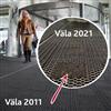 Vileda V-Mat Duo entrématta Väla besöksdestination Helsingborg