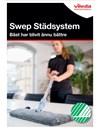 Vileda Interiörmoppar, Swep Systemfolder