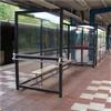 Hammerglass Enkel enkelglas, på tunnelbana station
