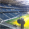 Hammerglass glasräcken, Friends Arena