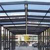 Hammerglass Taklösningar för Infrastruktur, Liljeholmstorget