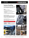 Hammerglass System Roofing