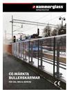 CE-märkta bullerskärmar för väg, bro & järnväg