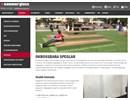 Hammerglass Spegelglas på webbplats